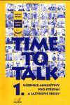 Porovnat ceny Tomáš Gráf; Sarah Peters Time to Talk 1.