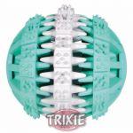 Porovnání ceny Trixie Hračka Dentafun Míč s mátou 6 cm