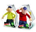 Porovnat ceny neuveden Puzzle Mini 54 - Pat a Mat