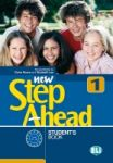 Porovnání ceny ELI s.r.l. New Step Ahead 1 Student´s Book With CD-ROM - Moore, C., Lee...