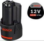 Porovnat ceny BOSCH GBA 12V 3.0Ah Professional Akumulátor 1.600.A00.X79