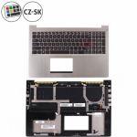 Porovnání ceny Asus ZenBook UX51VZ klávesnice s palmrestem