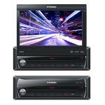 Porovnání ceny Hyundai - černá Autorádio Hyundai CRMD 7759 B, DVD/MP3/USB/BLUETOOTH/7
