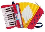 Porovnání ceny harmonika tahací - akkordeon dětský BONTEMPI