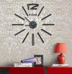 Porovnání ceny Samolepící hodiny G21 Elegant Style 782131