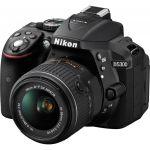 Porovnání ceny Nikon D5300 + 18-55 VR AF-P, černá