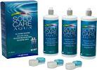 Porovnání ceny CIBA Vision Roztok SoloCare Aqua 3 x 360 ml