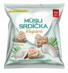 Porovnání ceny SEMIX Müsli srdíčka s kokosem 50 g