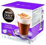 Porovnat ceny Nestlé Kapsule Nescafé Choco Caramel 16 ks k Dolce Gusto