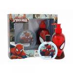 Porovnat ceny Marvel Ultimate Spiderman EDT dárková sada U - EDT 100 ml + sprchový gel 250 ml