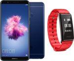 Porovnání ceny Huawei P smart DS Blue+band A2 Red