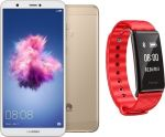 Porovnání ceny Huawei P smart DS Gold+band A2 Red