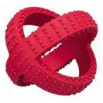 Porovnání ceny Trixie UFO přírodní guma 14 cm červené