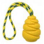 Porovnání ceny Trixie SPORTING tvrdý JUMPER na laně, přírodní guma 9 cm/30 cm