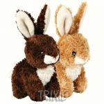 Porovnání ceny Trixie Plyšový králíček sedící 15 cm
