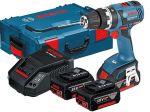 Porovnat ceny BOSCH GSB 18 V-EC Professional príklepový vŕtací skrutkovač 0.601.9E9.101