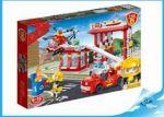 Porovnání ceny Mikro Trading BanBao stavebnice Fire hasičský dispečink + vozidlo - zpětný...