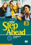 Porovnání ceny ELI s.r.l. New Step Ahead 3 Student´s Book With CD-ROM - Moore, C., Lee...