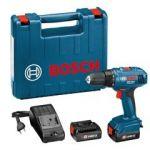 Porovnání ceny Aku šroubovák 2x1,5Ah Bosch GSR 1440-LI Professional