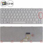 Porovnání ceny Sony Vaio sve1112m1ew klávesnice