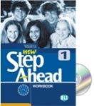 Porovnání ceny ELI s.r.l. New Step Ahead 1 Workbook With Audio Cd - Moore, C., Lee, E.