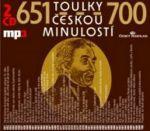 Porovnat ceny Toulky českou minulostí 651-700 - 2CD/mp3