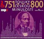 Porovnat ceny Toulky českou minulostí 751-800 - 2CD/mp3