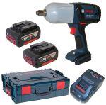 Porovnat ceny BOSCH GDS 18 V-LI HT Professional Akumulátorový rázový uťahovač 0.601.9B1.30A