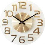 Porovnání ceny Nástěnné designové hodiny JVD HT098.1