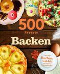 Porovnat ceny 500 Rezepte Backen