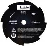 Porovnat ceny GÜDE Nožový kotúč k GMS 1100 B / + GFS 1250/1501 94034