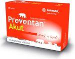 Porovnání ceny Farmax Preventan akut 30 tablet