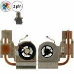 Porovnání ceny HP ProBook 4710s ventilátor s chladičem