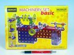 Porovnat ceny Stavebnice MERKUR Machinery set Basic 10 modelů v krabici 25,5x18x2cm