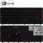 Porovnání ceny HP Folio 13-2000 klávesnice