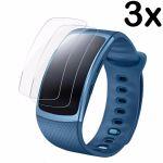 Porovnání ceny Ochranná fólie na displej MatteGuard pro Samsung Gear Fit 2 (3ks)