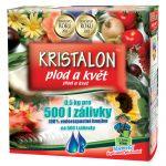Porovnat ceny AGRO KRISTALON HNOJIVO PLOD A KVET 0,5 KG, 50002803