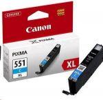 Porovnat ceny CANON CLI-551 XL C, AZUROVA VELKA