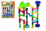 Porovnat ceny Kuličková dráha plast 55ks v krabici 24x37x7cm