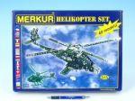 Porovnat ceny Stavebnice MERKUR Helikopter Set 40 modelů 515ks v krabici 36x27x5,5cm