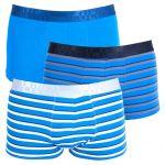 Porovnání ceny 3PACK pánské boxerky S.Oliver blue stripes L