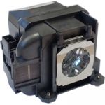Porovnat ceny Lampa pro projektor EPSON PowerLite Home Cinema 640, generická lampa s modulem, partno: ELPLP88