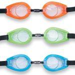 Porovnat ceny INTEX Plavecké okuliare 3 ks 55612