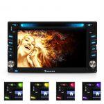 Porovnání ceny Auna MVD-480, moniceiver, DVD, CD, MP3, USB, SD, HD, 6,2'' (TC9-MVD-480)