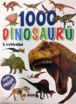 Porovnat ceny neuveden 1000 dinosaurů se samolepkami