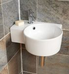 Porovnání ceny Aquatek GENTRY1 keramické umyvadlo 46,5 x 37,5 x 15,5 cm