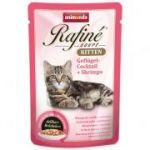 Porovnání ceny Kapsička ANIMONDA Rafine Soupe Kitten drůbeží + krevety 100g