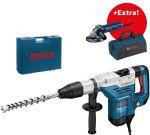 Porovnat ceny BOSCH GBH 5-40 DCE Professional Vŕtacie kladivo + GWS 9-125 uhlová brúska 0.615.990.J9Z