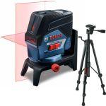 Porovnat ceny BOSCH GCL 2-50 C krížový laser + BT 150 Professional statív 0.601.066.G02
