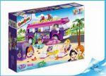 Porovnání ceny Mikro Trading BanBao stavebnice Trendy Beach surfařský autobus zpětný chod...